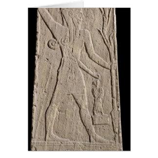 Le Baal d'un tempête-dieu avec un coup de foudre Cartes