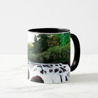 Le babeurre tombe tasse de café 11oz