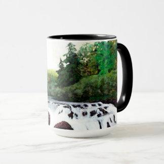Le babeurre tombe tasse de café 15oz