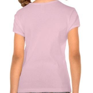Le Babydoll adapté des enfants de Haflinger T-shirt