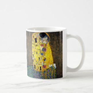 Le baiser, Gustav Klimt Mug