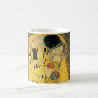 Le baiser - Gustav Klimt Mug