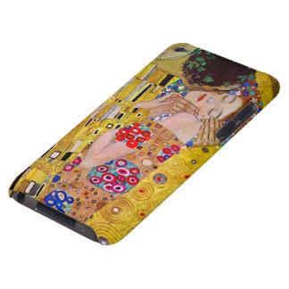 Le baiser par Gustav Klimt art vintage Nouveau Étuis iPod Touch