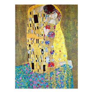 Le baiser par Gustav Klimt mariage de Nouveau d a