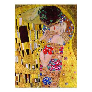 Le baiser par Gustav Klimt mariage victorien d ar