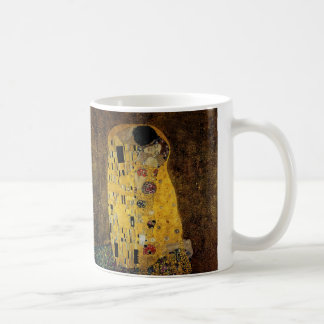 Le baiser par Gustav Klimt Mug
