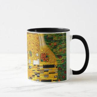 Le baiser par Gustav Klimt Tasse