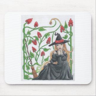 Le balai de sorcière tapis de souris