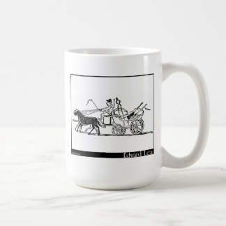 Le balai la pelle le tisonnier et les pinces mugs à café