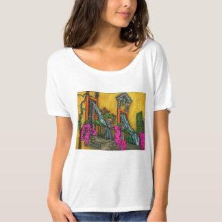 Le balcon italien quintessenciel t-shirt
