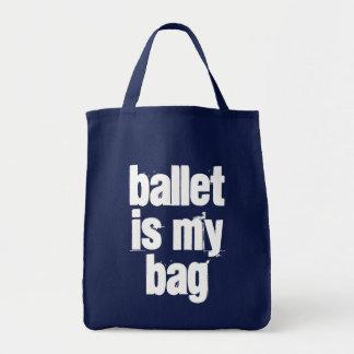Le ballet est ma marine de sac et sac fourre-tout