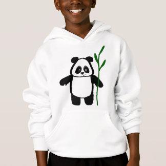 Le bambou le panda badine Hoody