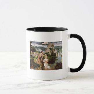 Le baptême du Christ, c.1515 Mug