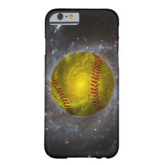Le base-ball unique de Fastpitch dans le cas du Coque iPhone 6 Barely There