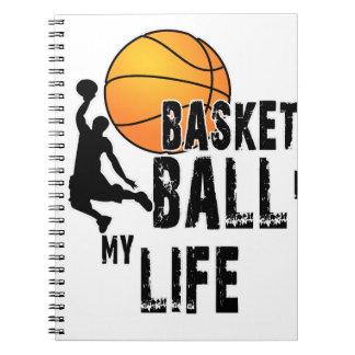 Le basket-ball est ma vie carnets
