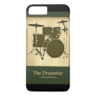 le batteur de la bande coque iPhone 7 plus