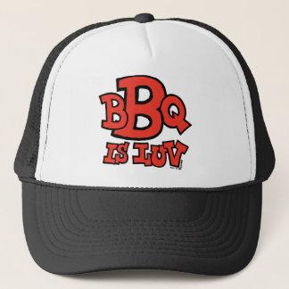 Le BBQ est casquette de Luv