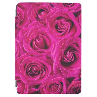 le beau rose élégant fleurit la photo de roses de protection iPad air