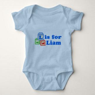 Le bébé bloque Liam Body