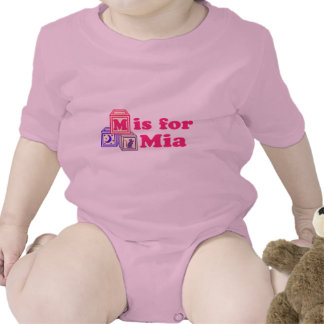 Le bébé bloque Mia Body