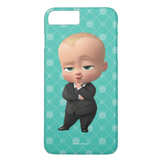 Le bébé de patron | je suis le patron ! coque iPhone 7 plus