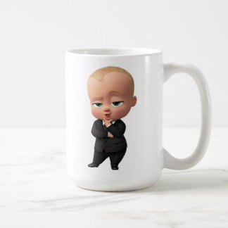 Le bébé de patron | je suis le patron ! mug