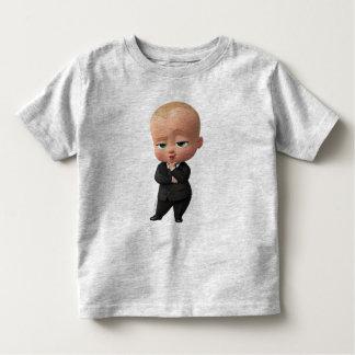 Le bébé de patron   je suis le patron ! t-shirt pour les tous petits