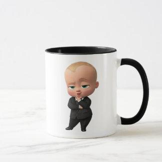 Le bébé de patron   je suis le patron ! tasses