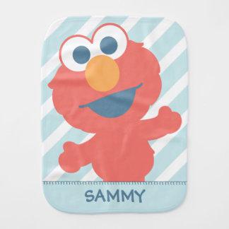 Le bébé Elmo | ajoutent votre nom Linge De Bébé