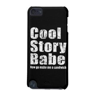 Le bébé frais d'histoire vont maintenant me font u coque iPod touch 5G