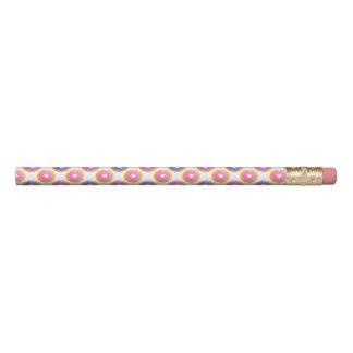 Le beignet avec arrose - le crayon