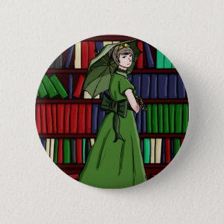 Le bibliothécaire badge