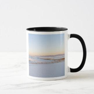 Le blanc ponce le monument national, les dunes mug