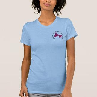 """Le Bleu Ciel de Cabernet CHA de T-shirt """"petit"""""""