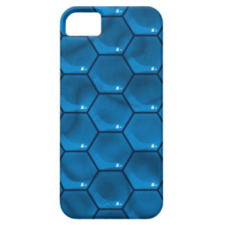Le bleu cube le coque iphone coque barely there iPhone 5