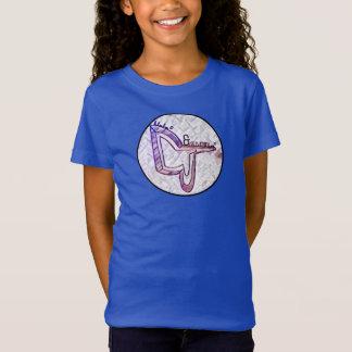 Le bleu de D&J teignent en nouant le T-shirt