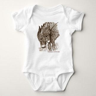 Le Bodies « le Petit Âne » pour votre bébé– Body
