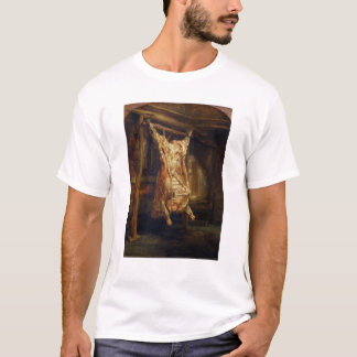 Le boeuf abattu, 1655 t-shirt