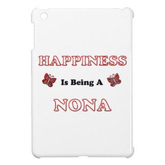 Le bonheur est des Forces navales de la Norvège Étuis iPad Mini