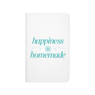 Le bonheur est fait maison carnet de poche