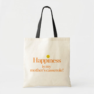 Le bonheur est la cocotte en terre de ma mère sacs
