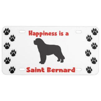 Le bonheur est un St Bernard