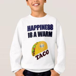 le bonheur est un T-shirt mexicain de cadeau de