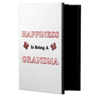 Le bonheur est une grand-maman coque powis iPad air 2