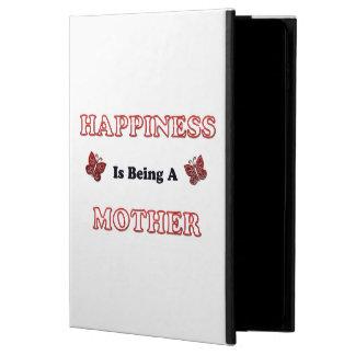 Le bonheur est une mère coque powis iPad air 2