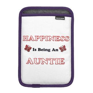 Le bonheur est une tante housse pour iPad mini