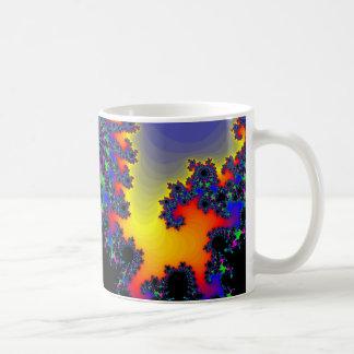 Le bord de la fractale : mug