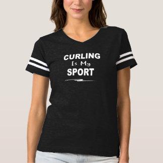 Le bordage est mon T-shirt de sport