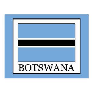 Le Botswana Cartes Postales