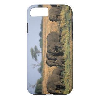 Le Botswana, parc national de Chobe, troupeau Coque iPhone 7
